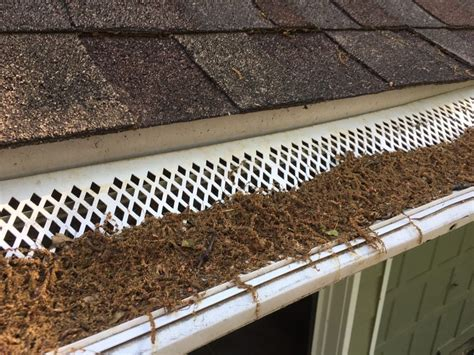 locking gutter screen plastic gutter screens two major issues gutter cover