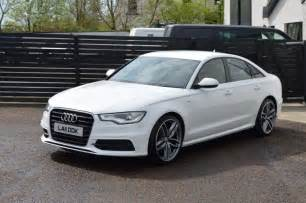 2011 audi a6 s line ibis white fsh 1 owner 2 low rate