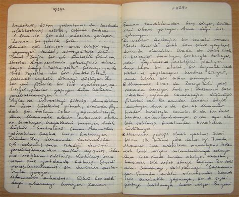 Arab Summary Essay by File Written In Moleskine Jpg Wikimedia Commons