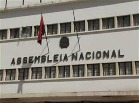 angolas lament assembleia nacional de angola aumenta or 231 amento de 2015
