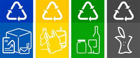 printable recycle stickers download your free set of printable recycling labels for