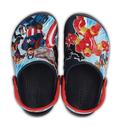 Crocs Clog New Avangers crocs funlab marvel open24 pl