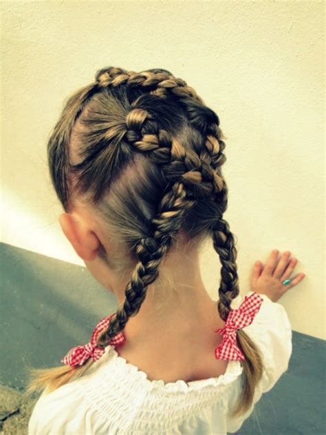 easy halloween hairstyles  kids kidsomania