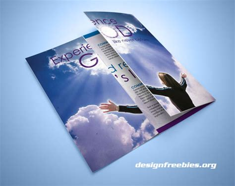 free indesign templates christian church and travel