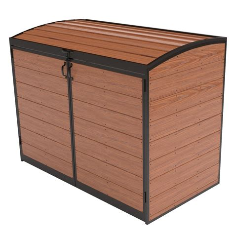 Lowes Vinyl Storage Sheds by Comfort Vinyl Outdoor Storage Shed Lowe S Canada