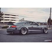 Tuning Audi A5 Wideboby &187 CarTuning  Best Car