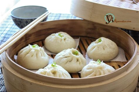 steamed buns baozi 包子 yi reservation