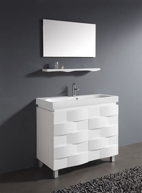 Modern Bathroom Vanity Cabinets Sleek Chic 5 Modern Bathroom Vanity Cabinets