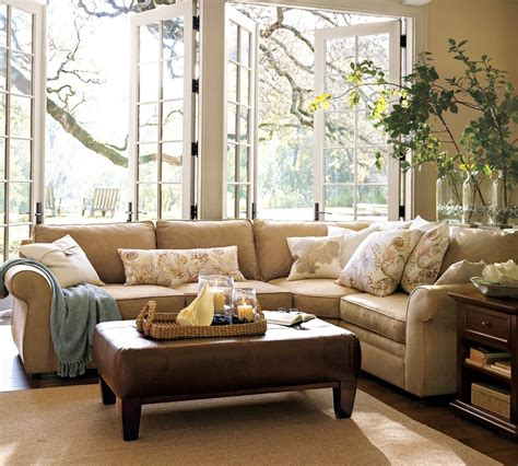 Who Makes Pottery Barn Sofas by Pottery Barn Sofa Which Will Make Your Living Room