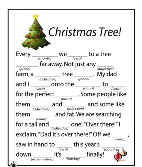 free christmas printables children holiday education write