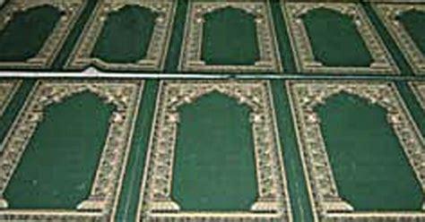 Karpet Sajadah Di Malang hati hati dengan karpet sajadah di masjid anda
