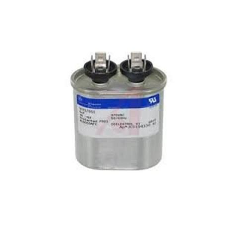 ge capacitor oval 5 uf mfd 370 volt 97f5705 replaces ge z97f5705 97f95702 z97f5702 5uf