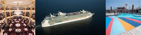 the freedom of the seas latin and english version freedom of the seas cruise ship review photos
