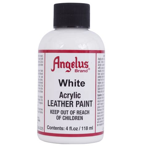 angelus paint in angelus acrylic leather paint 4 oz