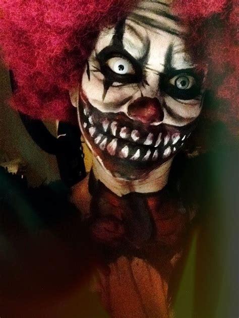 Best 25 Clowns Ideas On by Best 25 Scary Clown Makeup Ideas On Scary