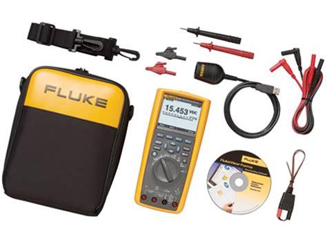 Fluke 287 True Rms Electronics Logging Multimeter fluke 287 true rms logging multimeter multimeters instrumart