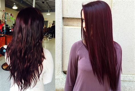black cherry color hair color 2017 black cherry hair