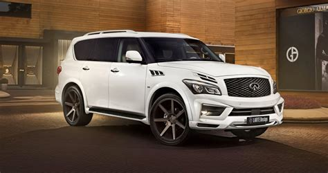 infinity white 2016 infiniti qx80 white 200 interior and exterior images