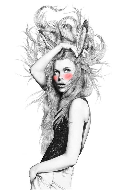 Minni Havas – Fashion Illustrations | Feather Of Me