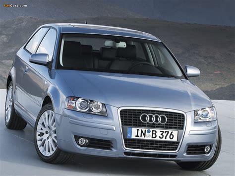 Audi A3 2.0 TDI 8P (2005?2008) images (1024x768)
