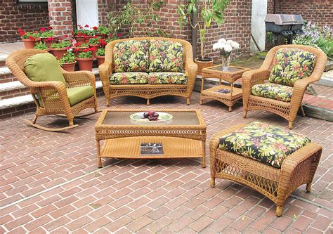 Palm Springs Furniture by Wicker Golden Honey Palm Springs Sofa And Loveseat Collections Wicker Warehouse Furniture