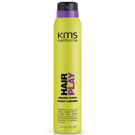 Free Hair To Play by Kms California Hairplay Playable Texture 200ml Free