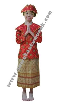 Tenda Anak Palembang pakaian adat palembang baju adat palembang sewa kostum