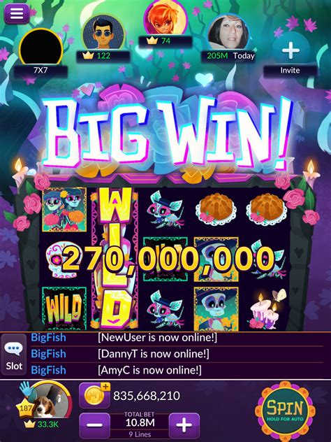 pin  raffaella durante brendes  big fish wins  casino games casino games great