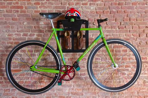 Bike Wall Shelf by Portfolio 3 Columns Style Three Artivelo