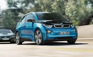 Electric Cars 2017 Range 2017 Bmw I3 Revealed More Range Leads The Updates News