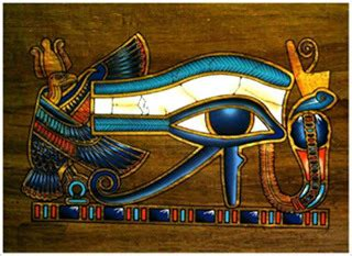occhio di horus illuminati cbell ha una villa a forma di occhio di horus