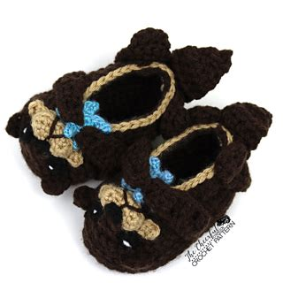 otter slippers ravelry child otter slippers pattern by charlyn smith