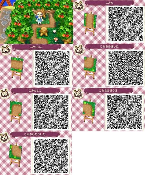 Acnl Qr Codes Paths | 319 best outfits qr codes for animal crossing new leaf
