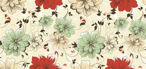 pattern for flower 47 vintage wallpaper for desktop and mobile