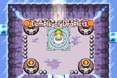temple of droplets the legend of the minish cap temple of droplets strategywiki the