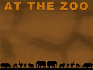 at the zoo powerpoint template 2 adobe education exchange