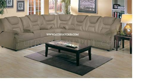 Sectional Sofa With Pull Out Bed 4 5000 Home Theater Sectional Sofa W Pull Out Bed By Acme