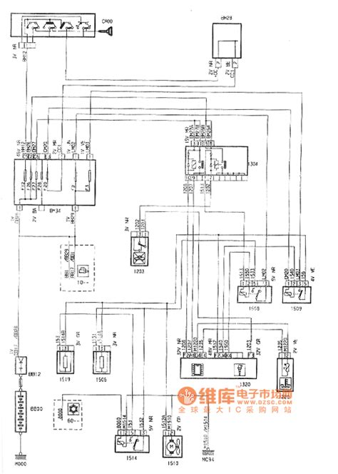 dongfeng peugeot citroen picasso 2 0l engine cooling
