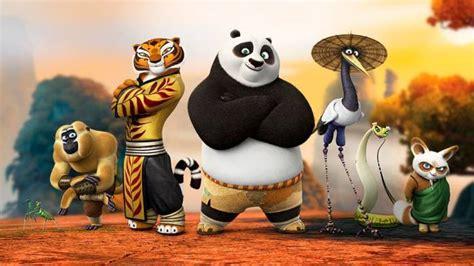 imagenes de la nueva pelicula de kung fu panda nuevo trailer de kung fu panda 3 cinescape