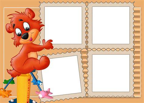 printable frames for children s work frame for kids png png frame