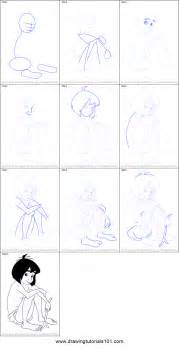 How To Draw Mowgli From The Jungle Book