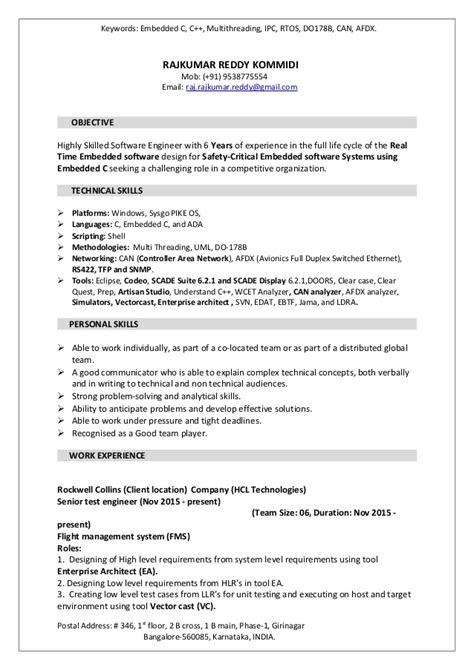 J N Reddy Resume by Rajkumar Reddy Kommidi Resume