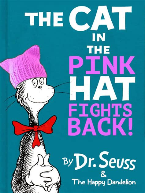 the cat in the pink hat fights back children s book