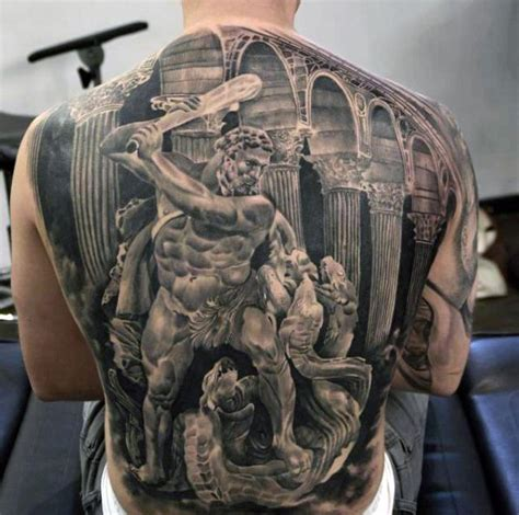 tattoo top back top 50 best back tattoos for men ink designs and ideas
