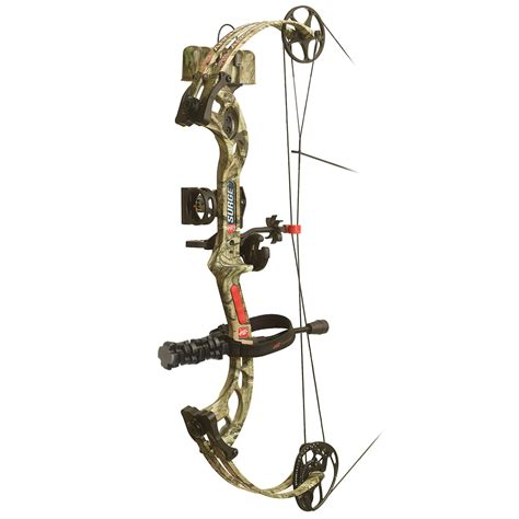pse bank pse surge 29 in 70 compound bow package right handed