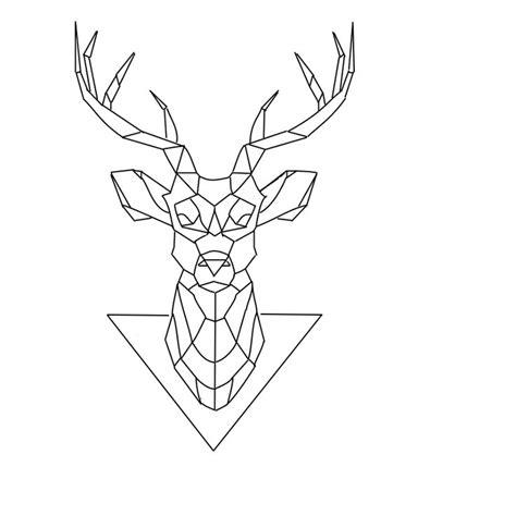 geometric elk tattoo 78 best my next tat images on pinterest tattoo designs