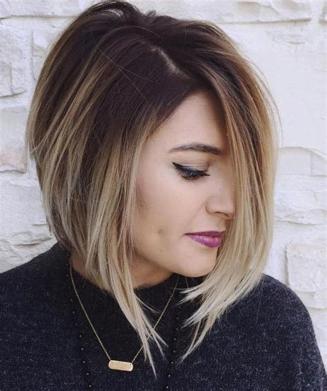 Medium Length Hairstyles 2017 With Angled by Angled Bob Hairstyles Ideas 1 Hairstyles 2018
