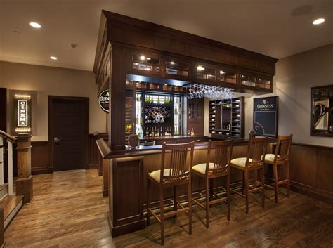 Handmade Shoo Bar - custom wood bar countertops in a kitchen designed by