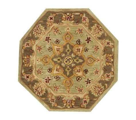 Royal Palace Handmade Rugs - royal palace limited edition 3 octagon handmade wool rug