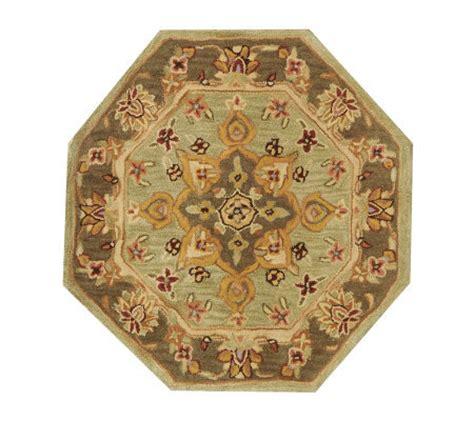 royal palace handmade rug royal palace limited edition 3 octagon handmade wool rug qvc